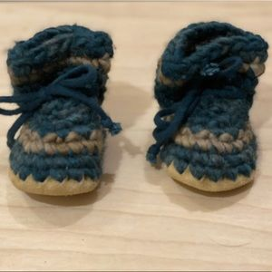Padraig Cottage Wool Booties